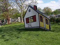 Czy ten domek jest prawdziwy?