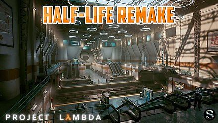 Half-Life remake 2019 na silniku  Unreal Engine 4