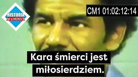 Wywiad z mordercą Wilbertem Rideau - 1981 rok