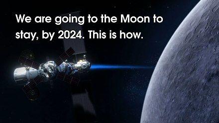"""""""Lecimy"""" - spot NASA o jej najbliższych planach"""