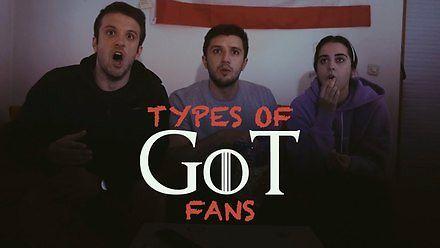 """Typy fanów """"Gry o tron"""""""