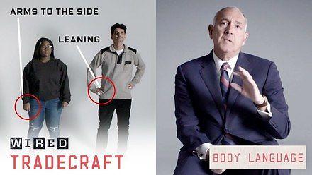 Były agent FBI mówi o tym, co zdradza nasza mowa ciała