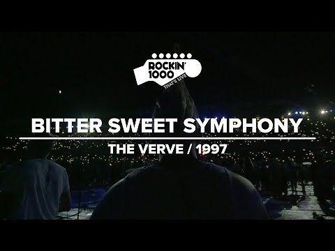 Bitter Sweet Symphony na 1000 muzyków