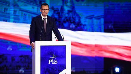 Premier Morawiecki wyjaśnia, jaka jest polityka PiS