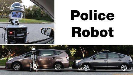 Robocop dla drogówki