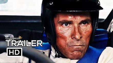 Ford vs Ferrari - zwiastun filmu