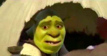 Shrek - tylko jadą do Zasiedmiogórogrodu przez 10 godzin, a osioł wcale nie pomaga