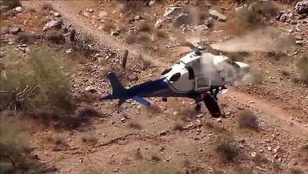Zakręcona akcja ratunkowa