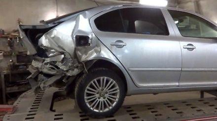 Jak się robi bezwypadkowe auta cz.1