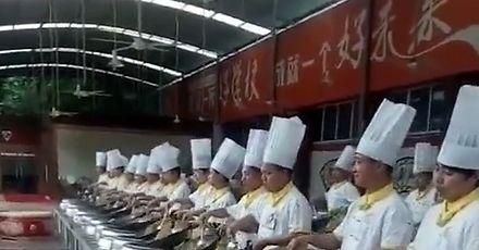 Chińska szkoła gotowania