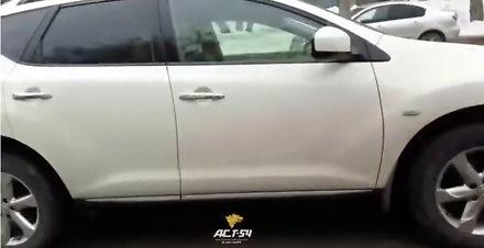 Któż to mógł tak zaparkować?