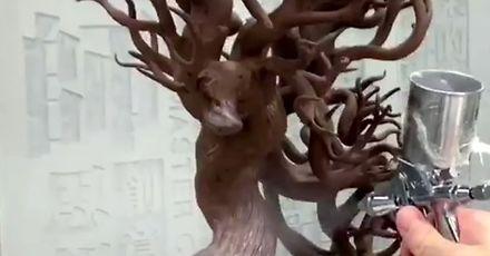 Czekoladowe bonsai