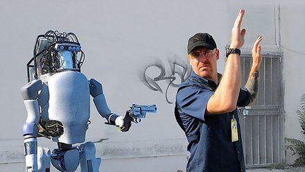 W Boston Dynamics już chyba przesadzają