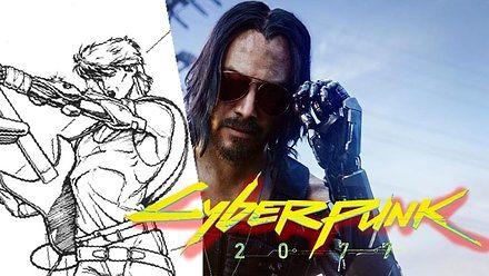 Kogo zagra Keanu Reeves w Cyberpunku 2077