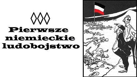 Pierwsze niemieckie ludobójstwo