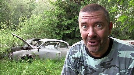 Apetor jedzie na cmentarz starych samochodów