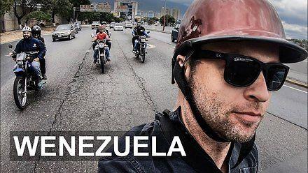 Podróż do wenezuelskiego parlamentu