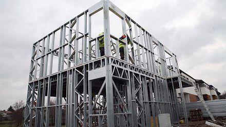 Jak powstają stalowe domy? - Fabryki w Polsce