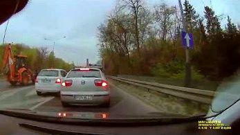 Jak wkurzyć drogowego szeryfa amatora?