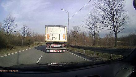 Jak wkurzyć drogowego szeryfa po raz drugi?
