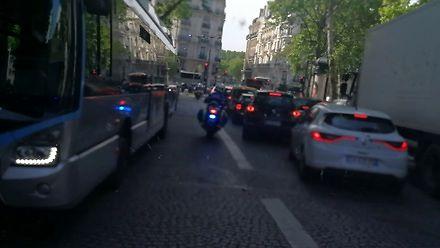 Jak powinno wyglądać eskortowanie ambulansu?
