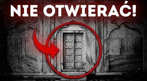 Czworo tajemniczych drzwi, których lepiej nie otwierać