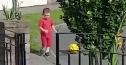 Kiedy mama mówi, że nie możesz wchodzić na ulicę