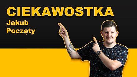 """""""Ciekawostka"""" - do głębi szczery stand-up Jakuba Poczętego"""