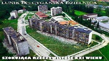 Luník IX - najwięszke cygańskie getto