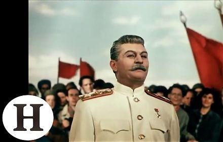 """Stalinowska propaganda na przykładzie filmu """"Upadek Berlina"""""""