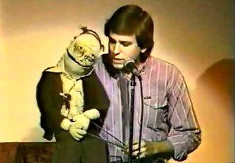 Dan Horn - brzuchomówca z 1984 roku