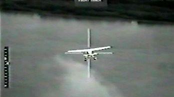 CIA zestrzeliło samolot z 4-osobową rodziną