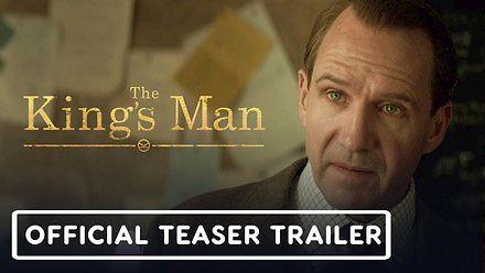 The King's Man - zwiastun filmu z Ralphem Fiennesem
