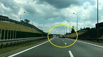 Kierowca fiata bravo taranuje samochody na S-1 w Bielsku-Białej
