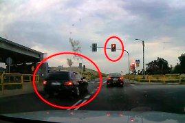 Jeździ BMW, bo lubi zapierd***