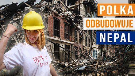 Polka pomaga w odbudowie Nepalu po trzęsieniu ziemi