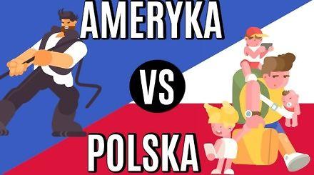 Ameryka vs Polska - czy jesteśmy wytresowani i okaleczeni psychicznie?