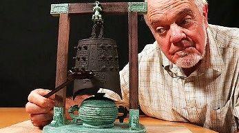 Yi Bell - antyczny dzwon działający tylko w pewnych warunkach