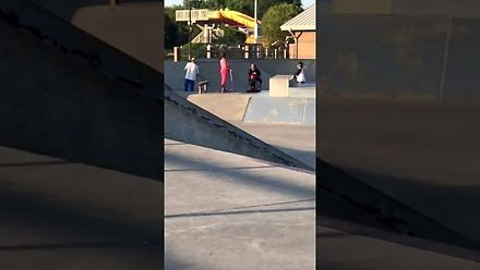 Kiedy wózkiem dla inwalidów jedziesz na skate park