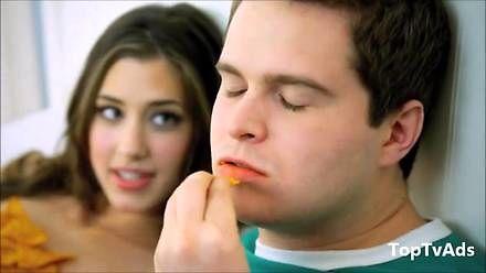 Zakazane reklamy nachosów Doritos