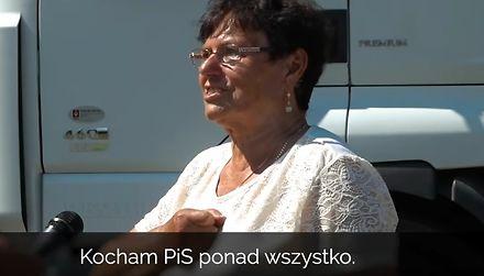 Elektorat PiS po spotkaniu z Jarosławem Zbawicielem