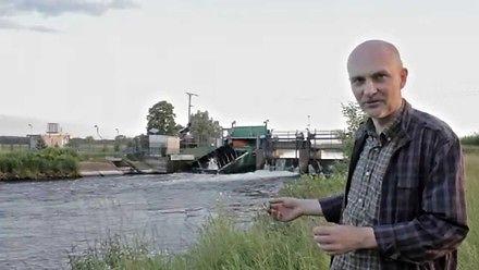 """Elektrownia wodna na rzece """"Radomka"""" - pierwsza taka w Polsce"""