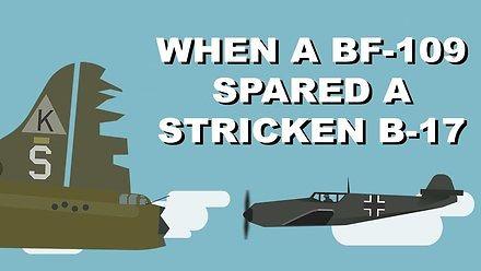 Franz Stigler - honorowy pilot Luftwaffe, który uratował amerykańskich lotników