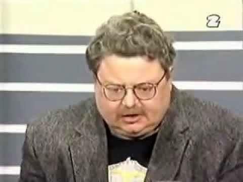 Mateusz Morawiecki w 1990 r. (koloryzowane)