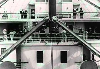 Film z wypłynięcia Titanica