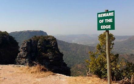 Na krawędzi RPA - Oribi Gorge