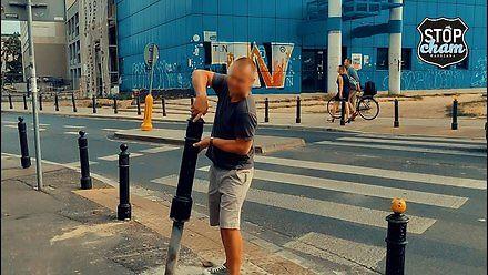 Policja na Polnej || Stop Cham Warszawa