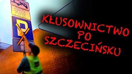 Kłusownictwo po szczecińsku - służby miejskie zastawiają pułapkę na kierowców