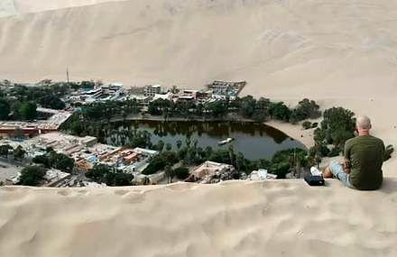 Redaktor JM odwiedził dronem najpiękniejsze miejsca w Peru
