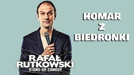 Homar z Biedronki - Rafał Rutkowski